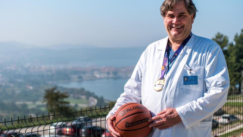 Slovenci s telemedicino navdušili mednarodno košarkarsko zvezo