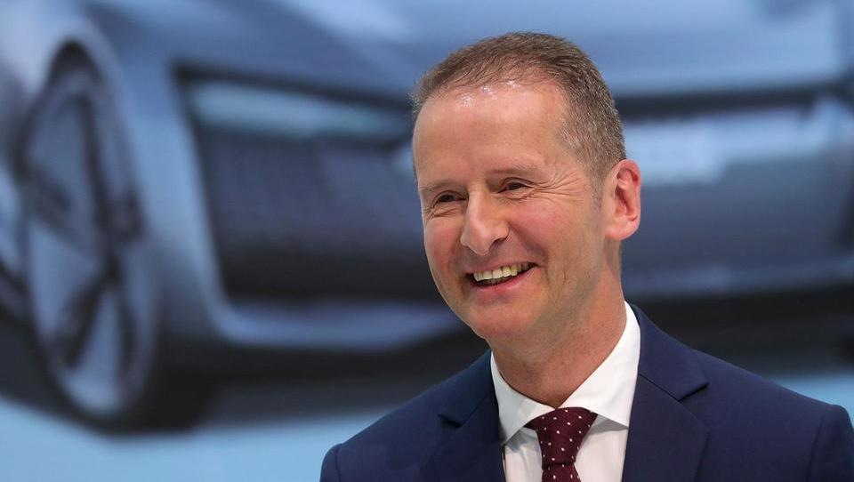 Herbert Diess bo preoblikoval Volkswagen