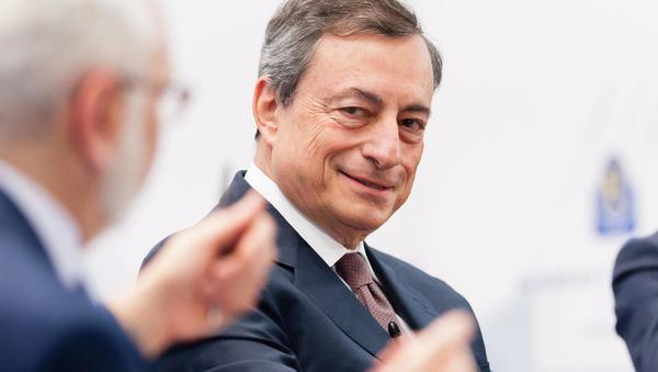 (cena posojil) Kaj nam v četrtek pripravlja šef ECB Draghi?