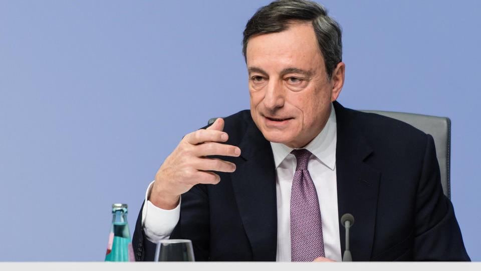 V Frankfurtu ponavljajo: obrestne mere ECB bodo na zdajšnji nizki ravni še vsaj do konca poletja 2019