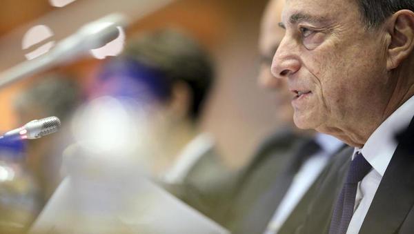 ECB sporoča: program za odkup obveznic QE bomo konec tega leta opustili