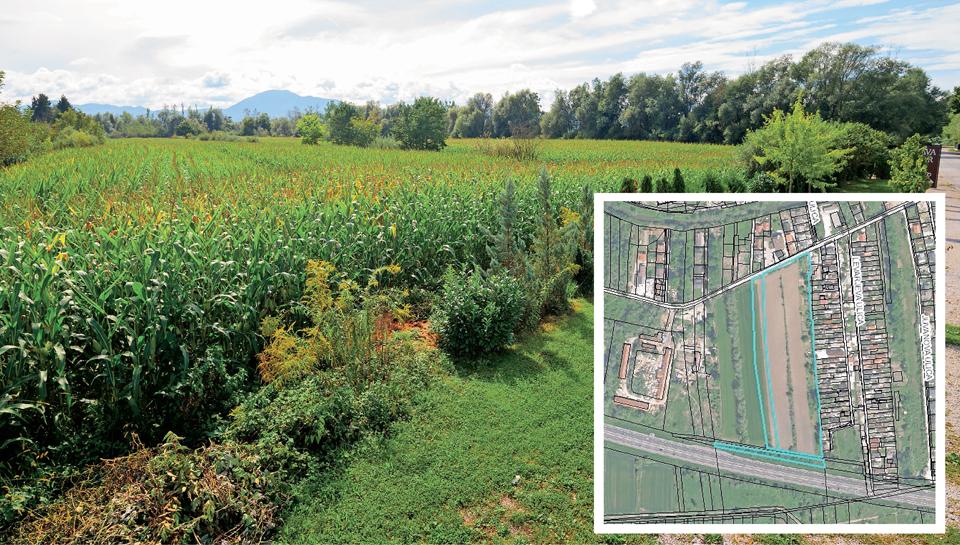 Neuradno: naprodaj nekoč 'Jankovićevi zemljišči' na Viču in pol nesojenega 'Zemljaričevega projekta' v Izoli