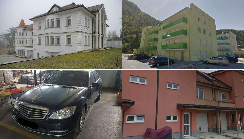 TOP dražbe po novem letu: stanovanja, hiše, mercedes in gostilna