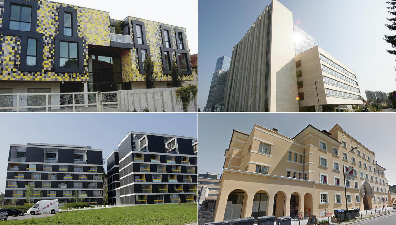 20 stanovanj v Ljubljani, ki jih lahko septembra kupite na dražbah