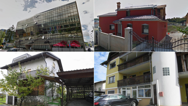 TOP dražbe: Hiša v Puli in Škofji Loki, stanovanje na Vrhniki, poslovni prostor v Ljubljani in smučarska oprema