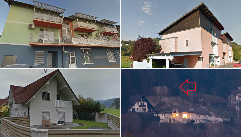 TOP dražbe: stanovanji v Ljubljani, hiše v okolici Ljubljane in na Bledu