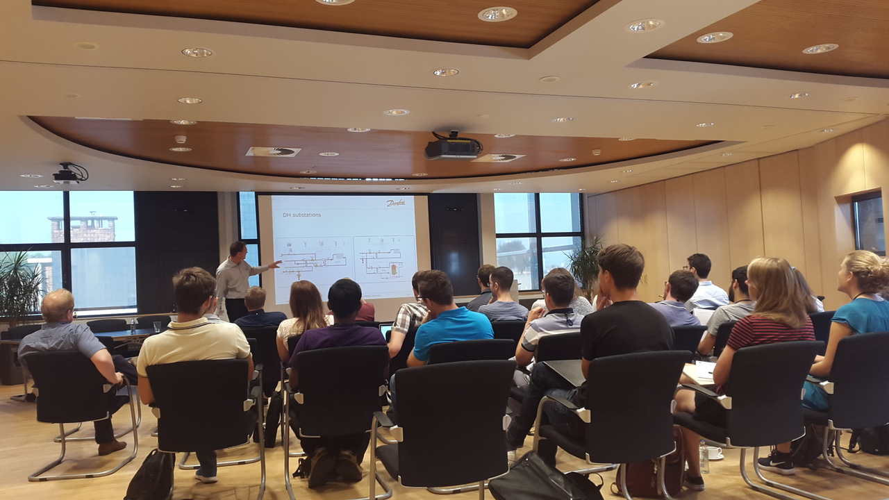 V Ljubljani mednarodna šola o prihodnosti daljinske energetike