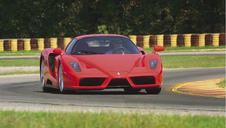 Iz arhiva: TOP 10 najdražjih avtov Slovencev