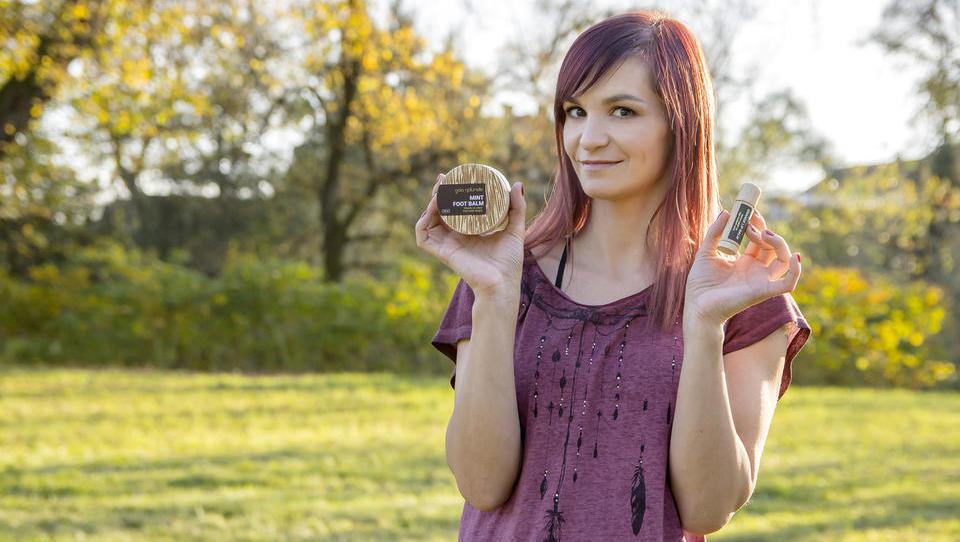 Najpodjetniška ideja: Kako si odrezati svoj kos trga pri naravni kozmetiki