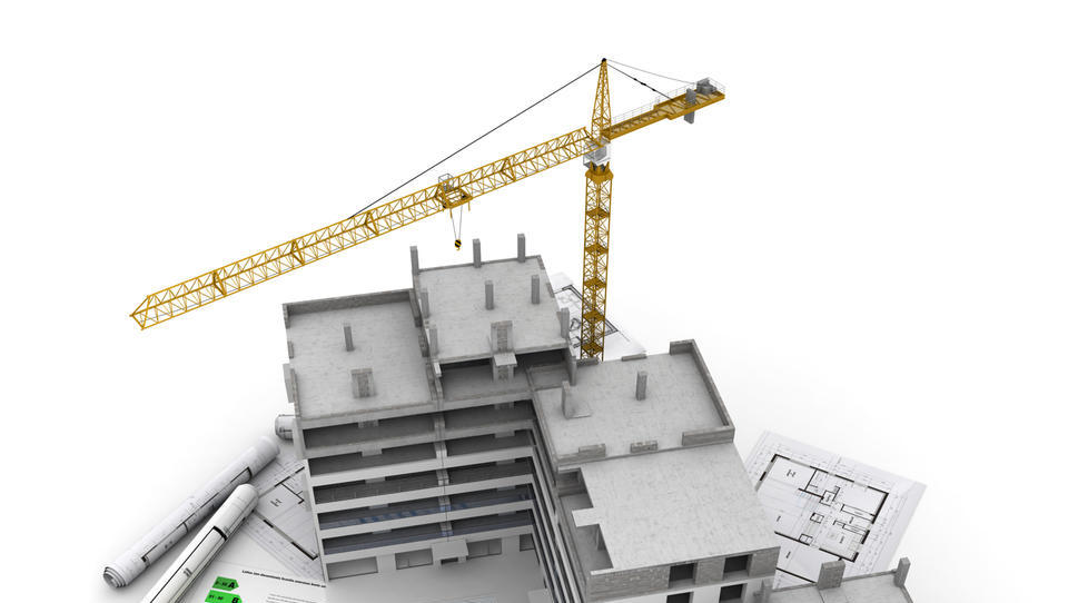 Končni podatki: Vrednost gradbenih del lani zrasla skoraj za četrtino in le malenkost zgrešila dve milijardi evrov