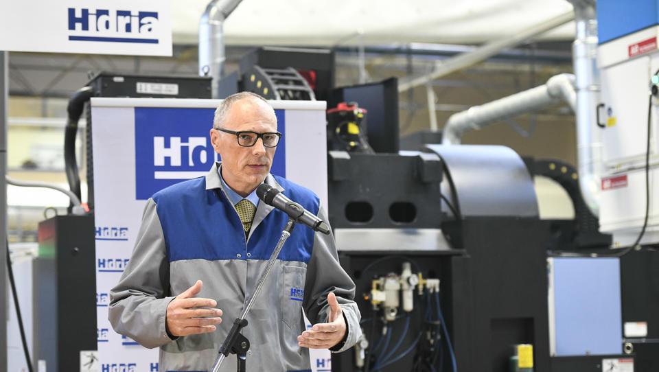 Hidria zagnala proizvodno linijo za Volkswagen