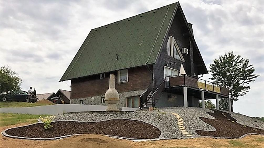 (Nepremičnina tedna) Rustikalna hiša na Goričkem
