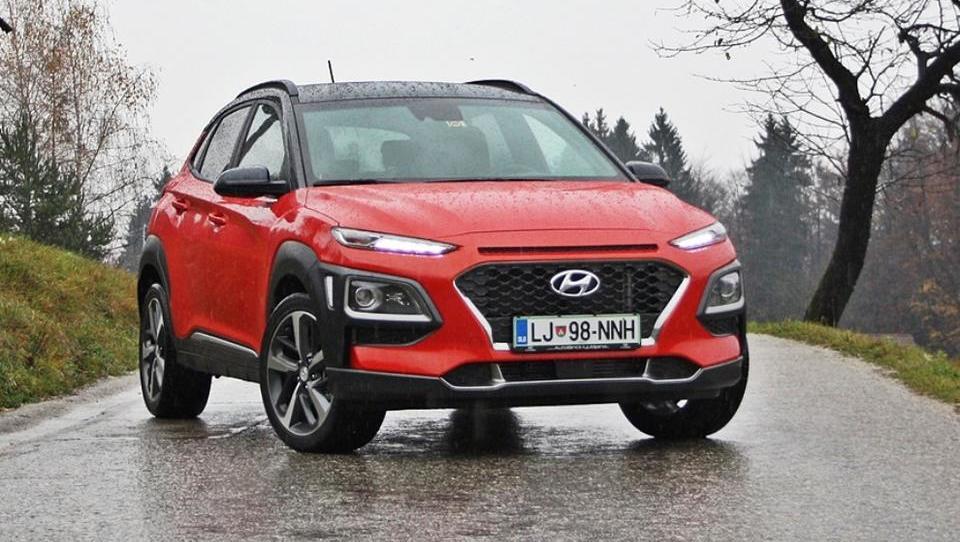 Hyundai brez bližnjic do privlačnega športnega terenca
