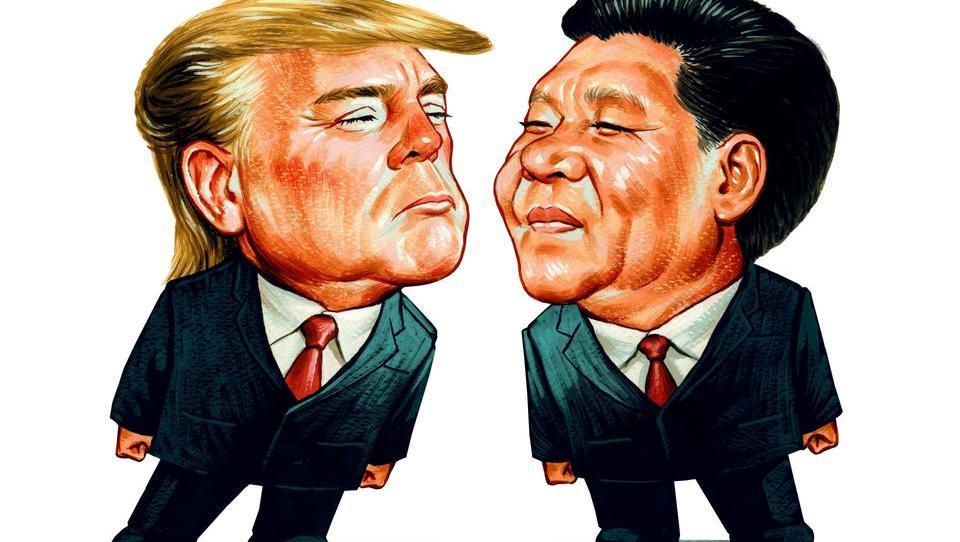 Petdeset odtenkov sive v ameriško-kitajski trgovinski vojni