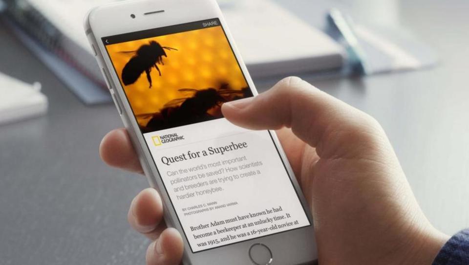Facebook in Google na lovu za modelom sobivanja z medijskimi založniki