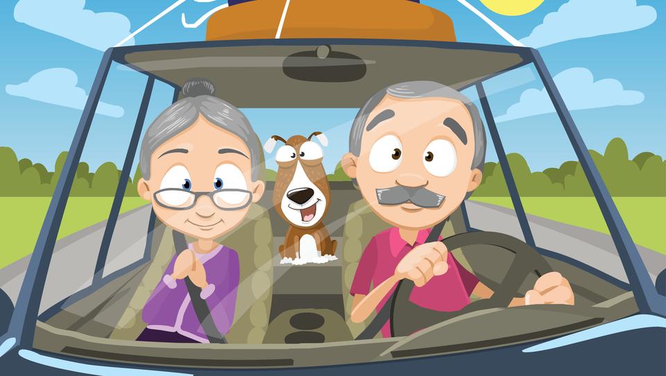 Vozniki z blago demenco še lahko vozijo