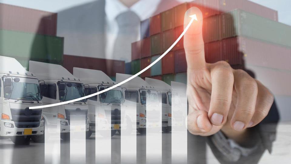 Napovedi za izvoz ostajajo dobre, čeprav rast tujih naročil zaznava najmanj podjetij v letu in pol