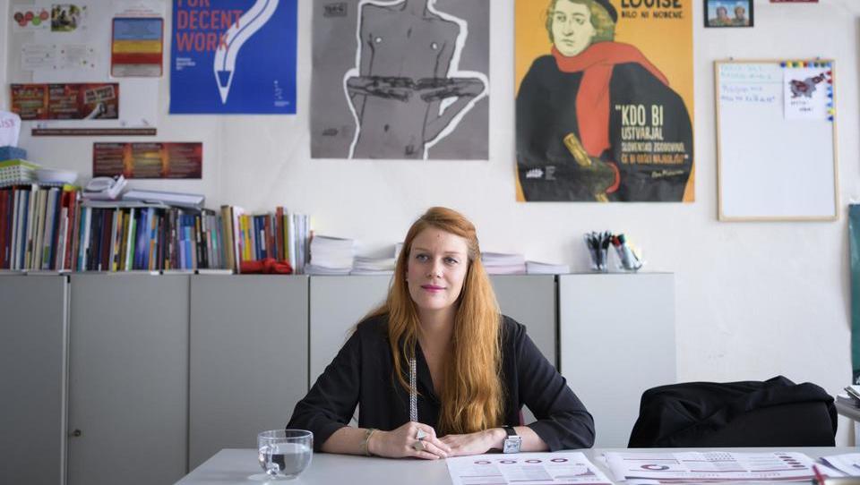 (Intervju: Tea Jarc, Sindikat Mladi plus) Mit je, da mladi danes želijo svobodo, in ne trdnega delovnega razmerja