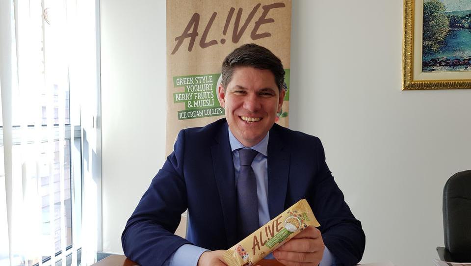 Spoznajte največjega slovenskega sladoledarja, ki izvaža od Amerike do Avstralije