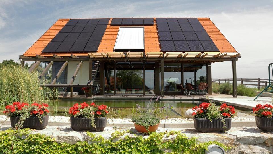 Kager hiši se je razvoj ničenergijske steklene hiše izplačal
