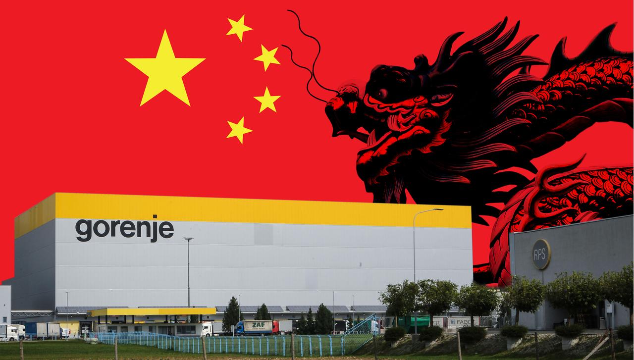 Kitajska ponudba za Gorenje v vrh ponesla ALTA.SI