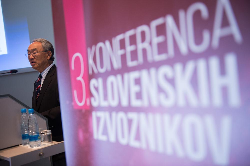 V teku je 3. konferenca slovenskih izvoznikov