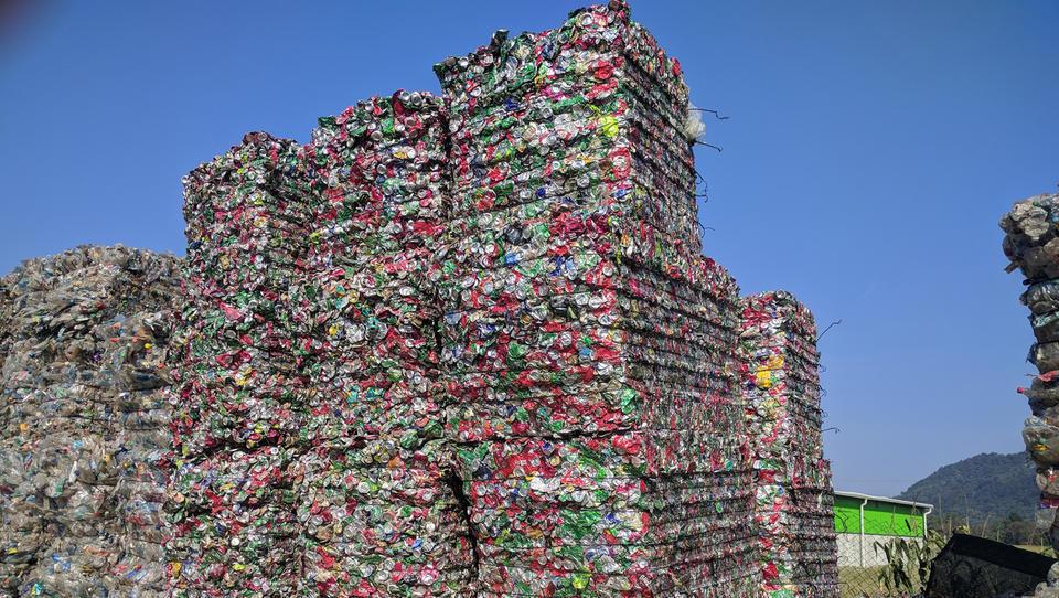 Reciklažo embalaže je spodbudil trg