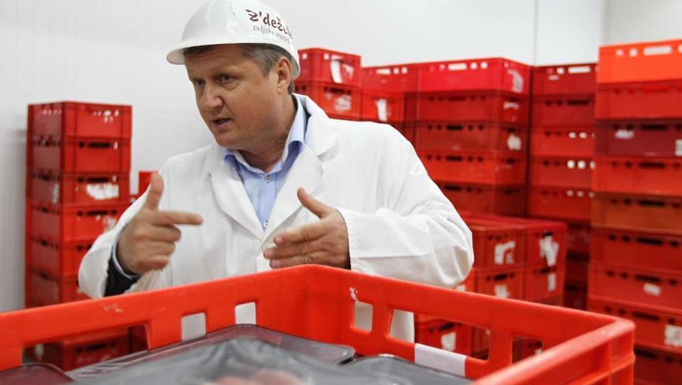 Zvezda Agrobiznisa 2016: Celjske mesnine naredijo pol več porcijskega pakiranega mesa