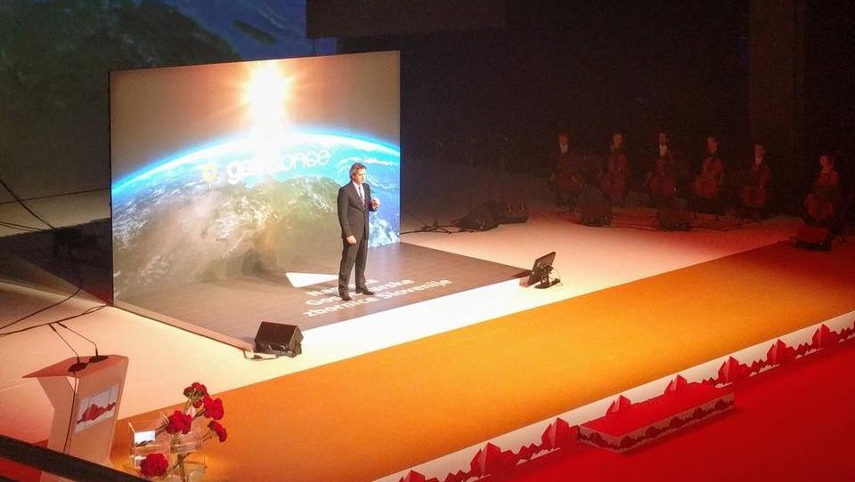 (video) R. Golob: Vsak je dolžan prevzeti odgovornost do planeta