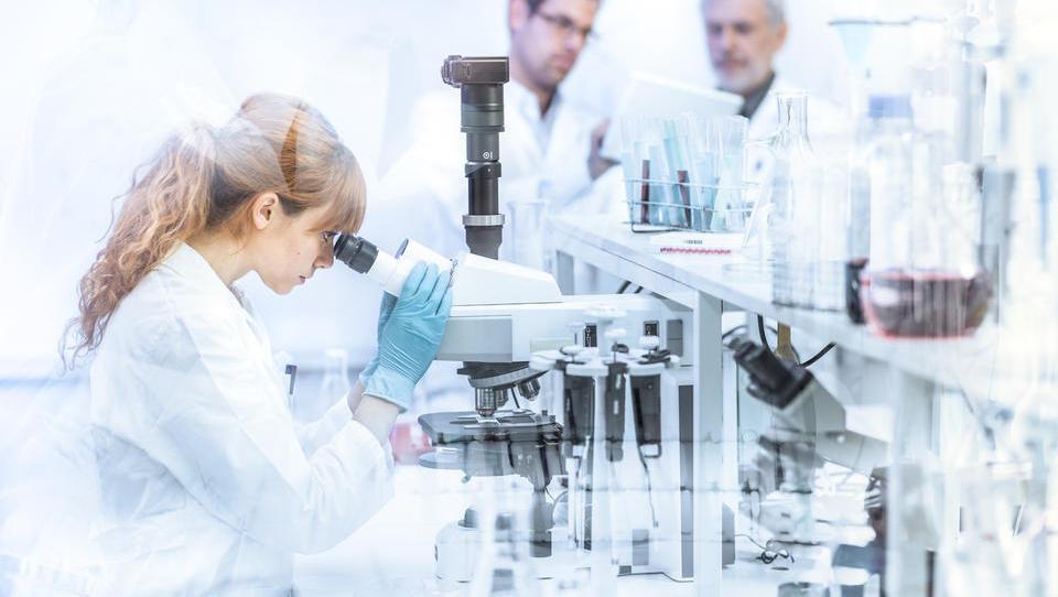 V Sloveniji v znanosti zgolj tretjina žensk