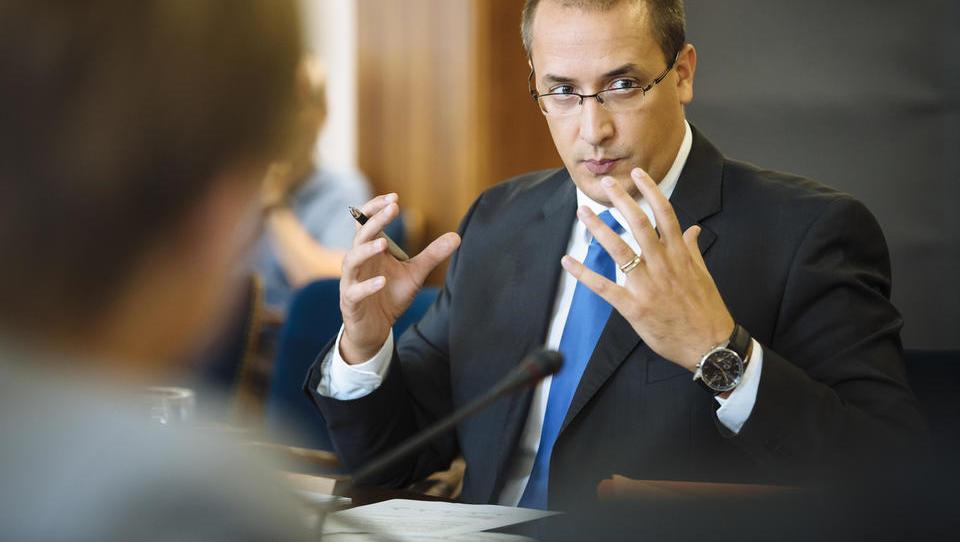 Minister Leben, tale bo pa težka! Zdaj vam nasprotuje GZS.