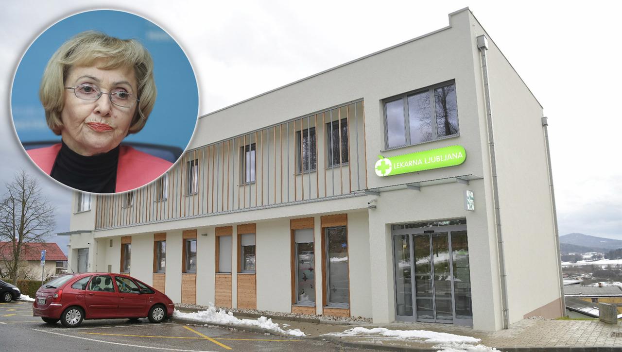 Kolarjeva ugodila Lekarni Ljubljana, koncesionarka v Grosuplju potegnila kratko in opozarja na kršenje zakonodaje