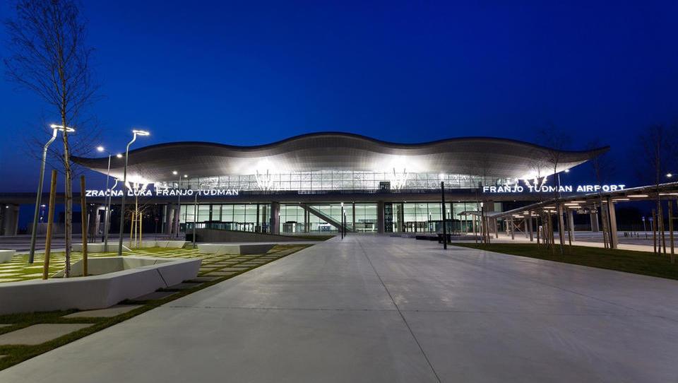 Tri hrvaška letališča lani z več kot dvema milijonoma potnikov