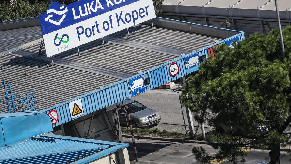 Akcija: Cerar povečuje koncesijsko območje Luke Koper