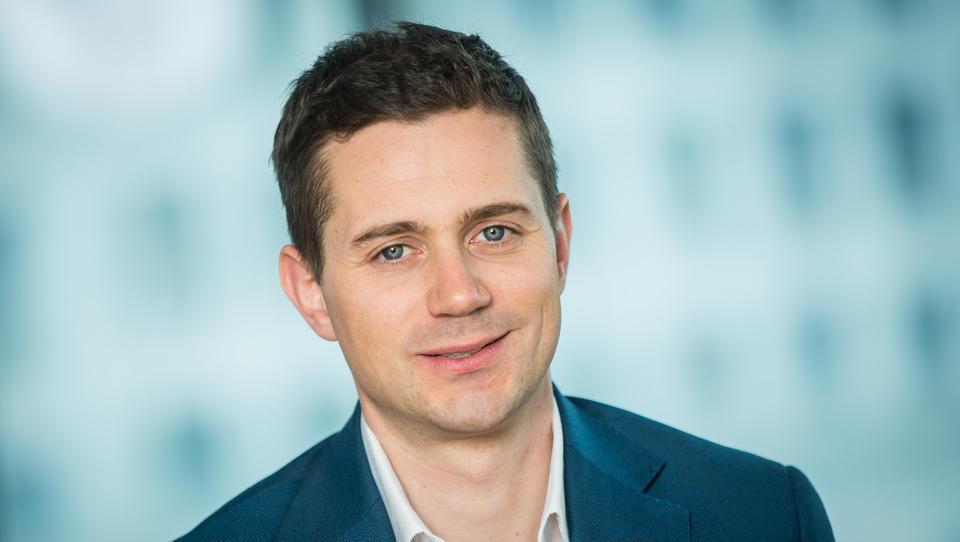 Prvi SAP-jev tehnološki direktor v regiji CEE je Slovenec