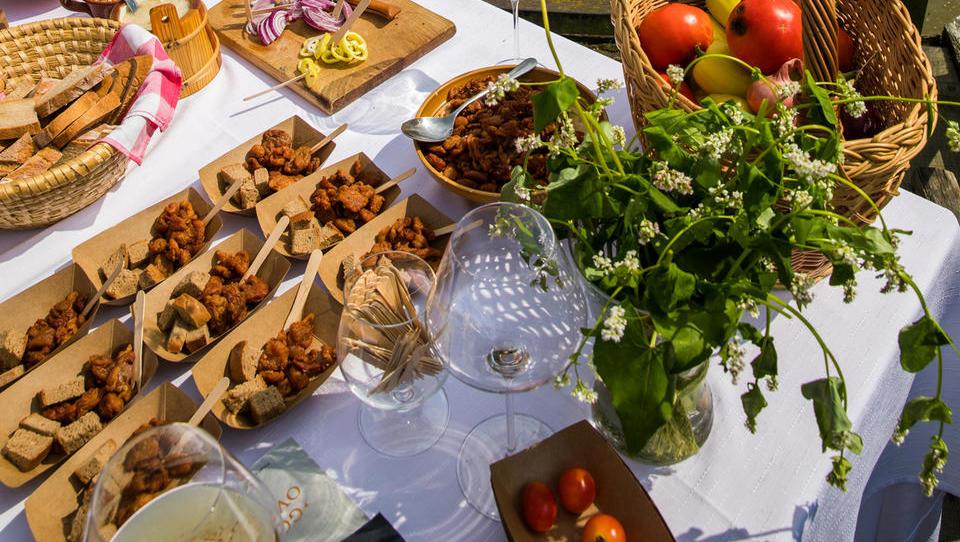 Sedmerica skupaj trži Pomurje kot kulinarično regijo