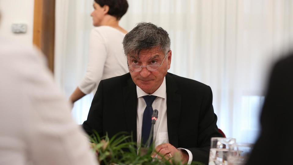 Rudi Medved je nov kandidat za ministra za javno upravo, predstavil se bo v ponedeljek