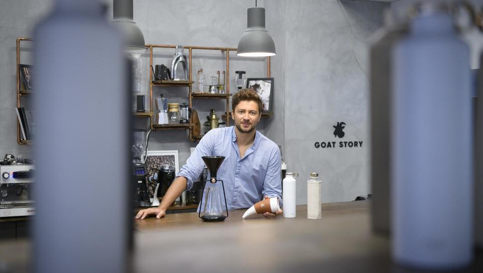 Kako je mladi podjetnik legendo pretopil v donosen posel