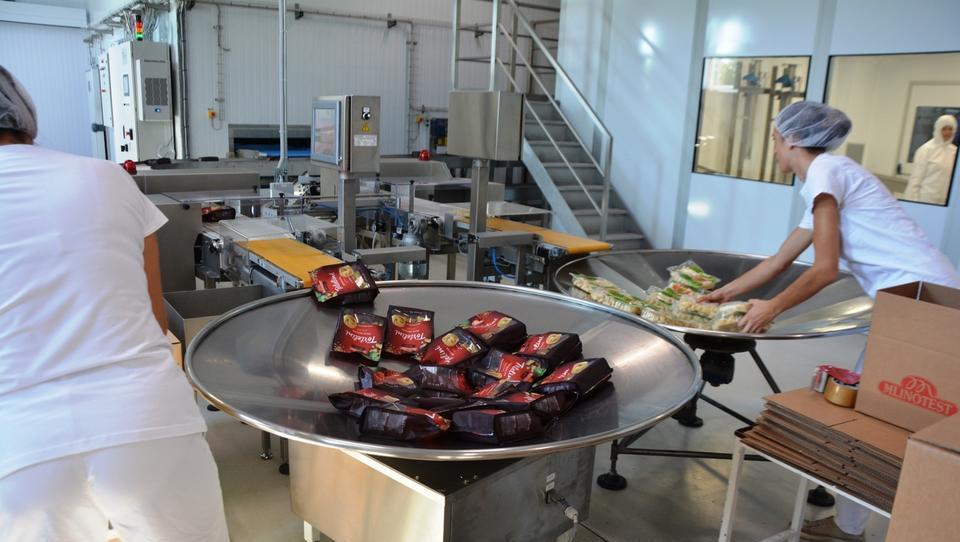 Mlinotest v nov obrat vložil pet milijonov evrov