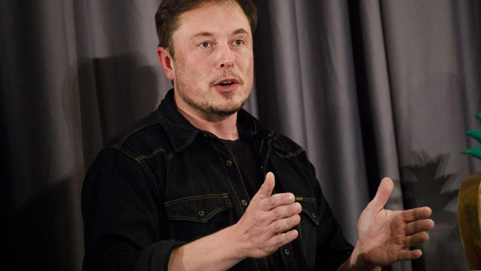 Znani prvi obrisi Muskove baterije velikanke