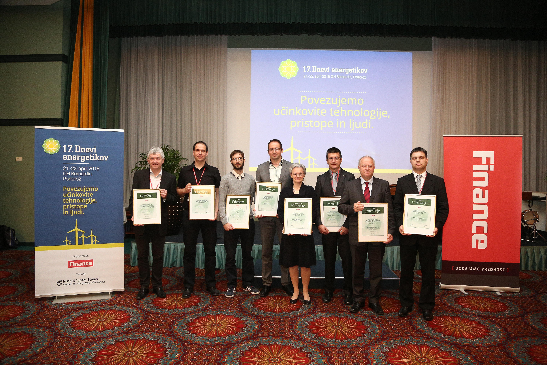 21 prijav za Energetske nagrade 2016