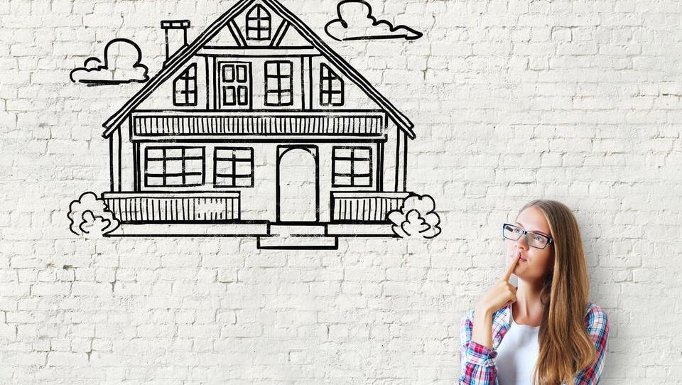 Potrošniki manj optimistični, še vedno pa jih vse več razmišlja o nakupu stanovanja in avtomobila