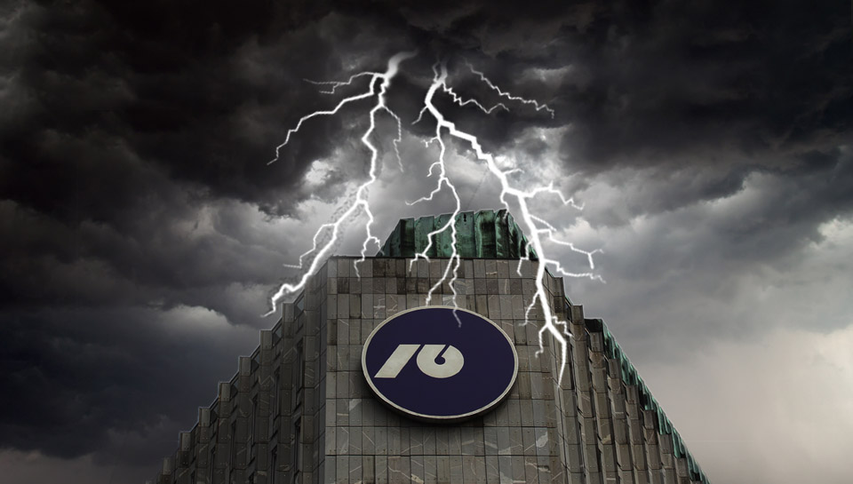 Zaradi enoletnega odloga prodaje četrtine NLB bi morala ta prodati zavarovalnico Vita! Halo?!