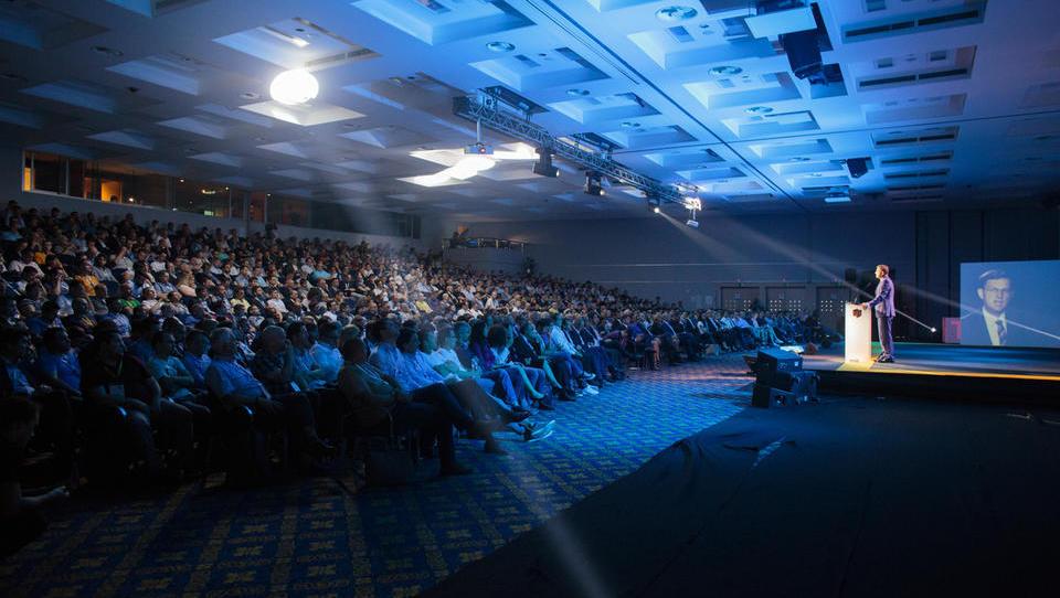23. Microsoftova NT konferenca izpostavlja pomen digitalne preobrazbe...