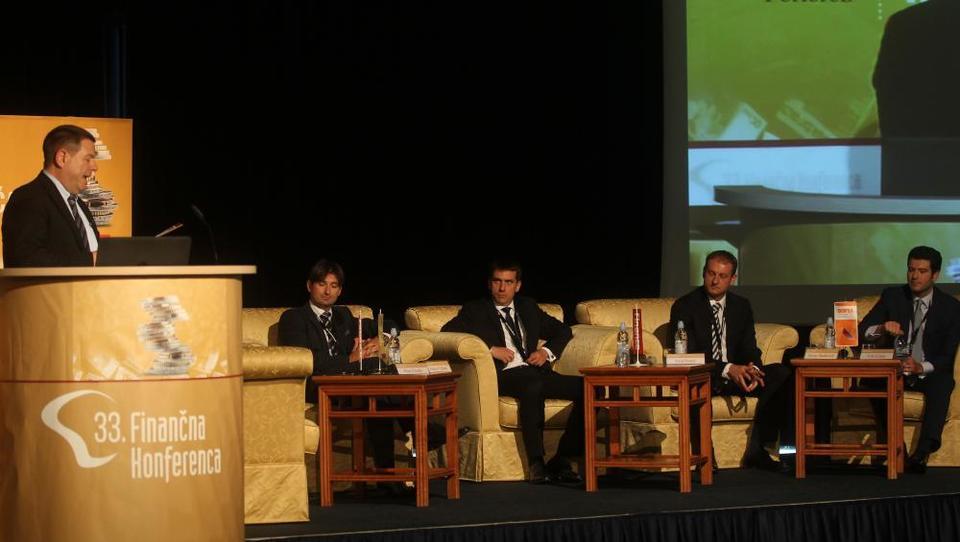 (S Finančne konference) Kje velika podjetja iz regije vidijo potencial za rast