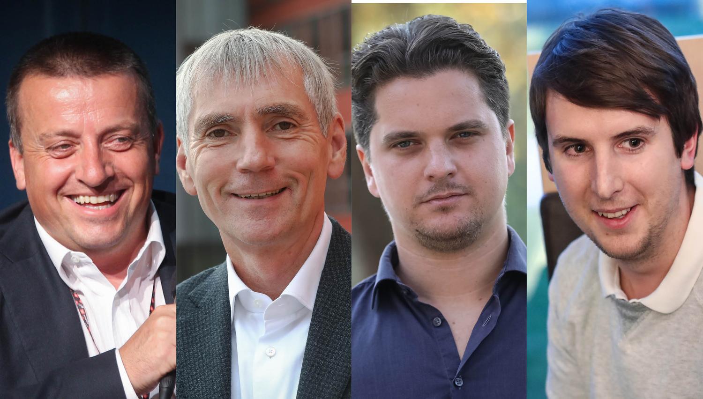 Pečečnik, Češko, Bitstamp: kdo od najbogatejših Slovencev bo naslednji prodal podjetje?