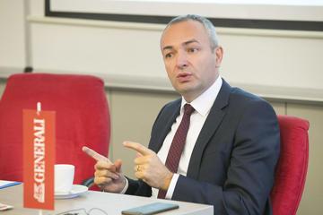 Dejan Ljuština, Tiskovna konferenca pred zacetkom PKP, 14.11.2017 Foto: Andrej križ