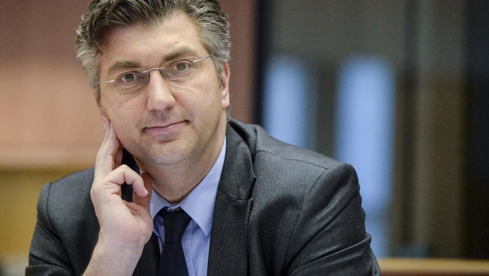Vodja HDZ Andrej Plenković dobil mandat za sestavo nove hrvaške vlade