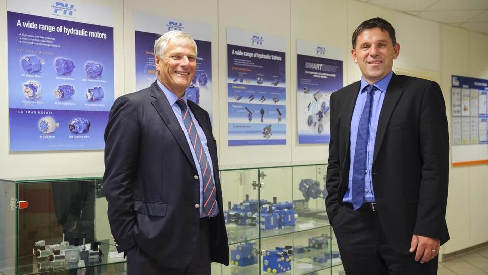 Poclain Hydraulics bo v Žireh postavil obrat za štiri milijone evrov