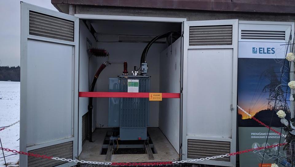 Korošci dobili transformator, ki bo olajšal vključevanje sončnih elektrarn